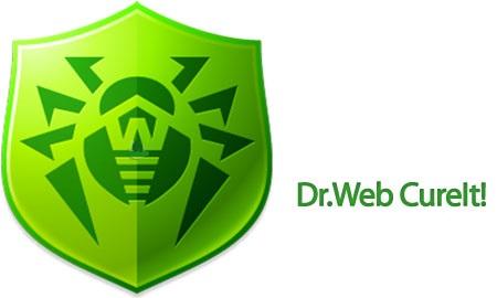 پاکسازی سیستم و حذف انواع ویروس Dr.Web CureIt! 2016-02-14