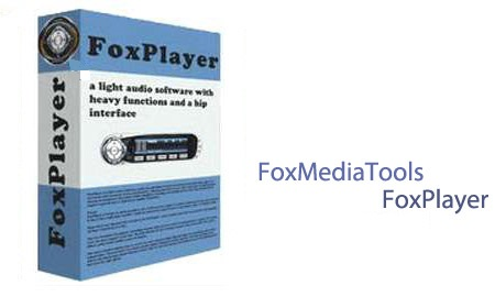 نرم افزار پخش کننده فایل های صوتی Foxmediatools Foxplayer 4 5 0