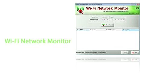 دانلود نرم افزار مدیریت شبکه وای فای Wi-Fi Network Monitor v2.5