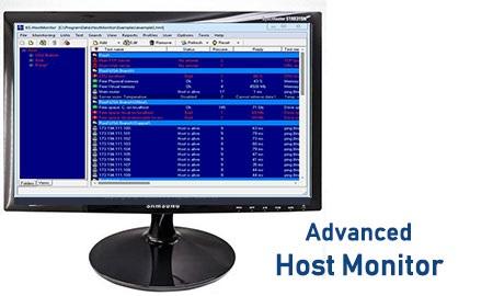دانلود Advanced Host Monitor 11.54 Enterprise – نرم افزار نظارت و بررسی شبکه ها