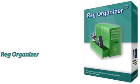 نرم افزار بهینه سازی رجیستری ویندوز – Reg Organizer 8.25