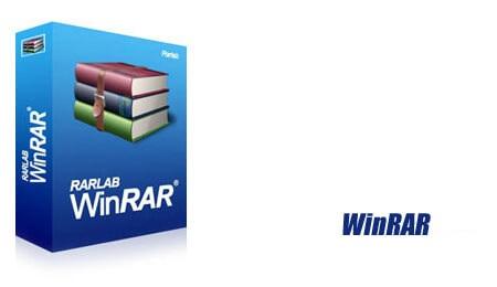 دانلود WinRAR 5.70 Final وینرر: فشرده سازی و استخراج فایل های فشرده