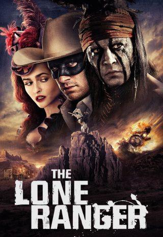 دانلود فیلم رنجر تنها با دوبله فارسی The Lone Ranger 2013
