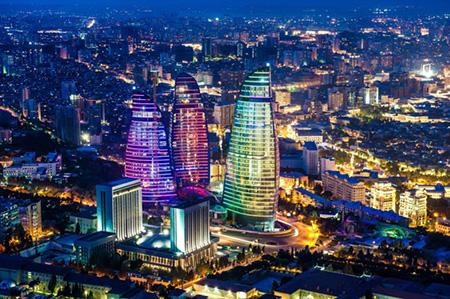 با دیدنیها شهر باکو آشنا شوید!