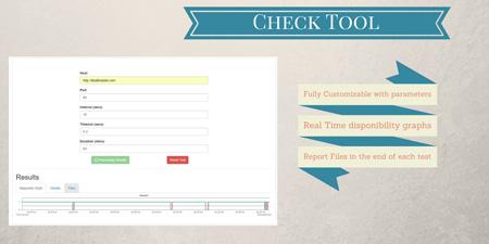اسکریپت بررسی Port سرورها Check Tool نسخه 1.0