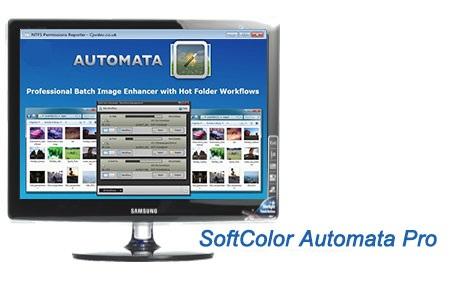 نرم افزار ویرایش عکس SoftColor Automata Pro 1.9.8