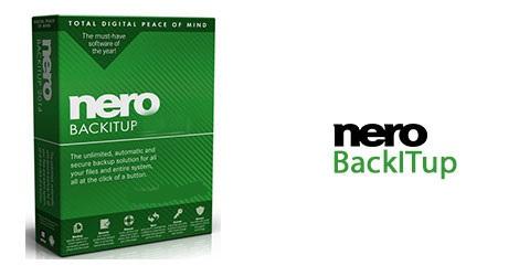 دانلود Nero BackItUp 2018 v19.0.02700 – نرم افزار پشتیبان گیری