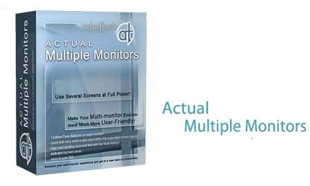 دانلود Actual Multiple Monitors 8.13 نرم افزار مدیریت چند مانیتور