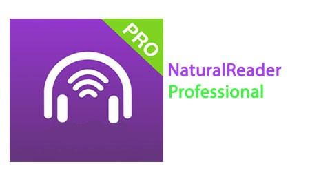 دانلود نرم افزار کاربردی خواندن لغات انگلیسی NaturalReader Professional 14