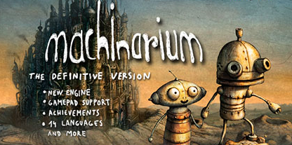 دانلود بازی Machinarium Definitive Version برای کامپیوتر