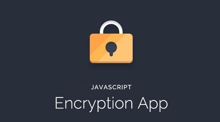 با اسکریپت JavaScript Encryption App روی فایل ها رمز گذاری کنید