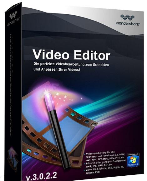نرم افزار ویرایش فیلم - Wondershare Video Editor 3