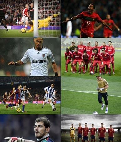 دانلود مجموعه 160 والپیپر با موضوع فوتبال Must Have Sport Wallpaper