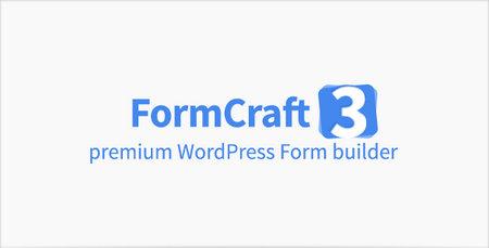 افزونه وردپرس ساخت فرم های حرفه ای با FormCraft نسخه 3.8.2