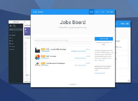 اسکریپت کاریابی Jobs Board Pro