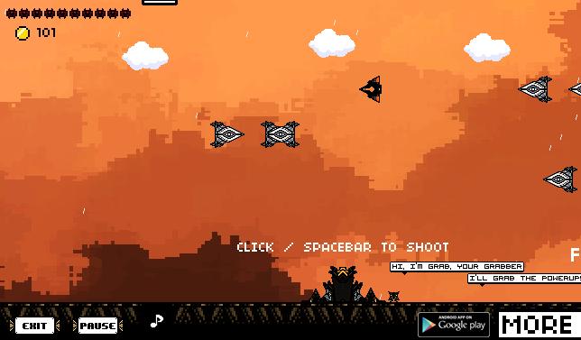 بازی انلاین از نیروگاه هوایی2