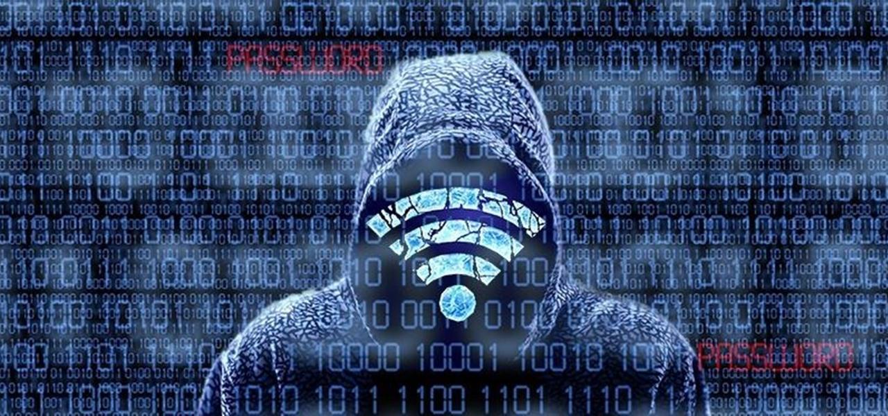 نحوه هک کردن رمز WiFi افراد؟+تصاویر