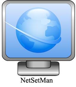 نرم افزار مدیریت شبکه (برای ویندوز) - NetSetMan 4.6.0 Windows