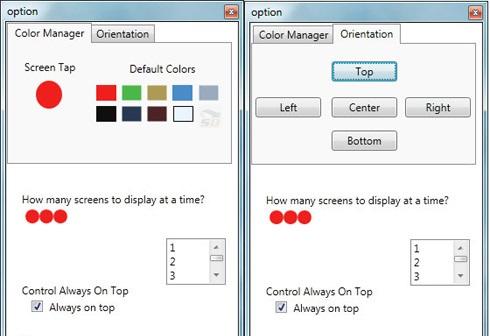 نرم افزار ایجاد چند دسکتاپ همزمان در ویندوز - Multi Tabber