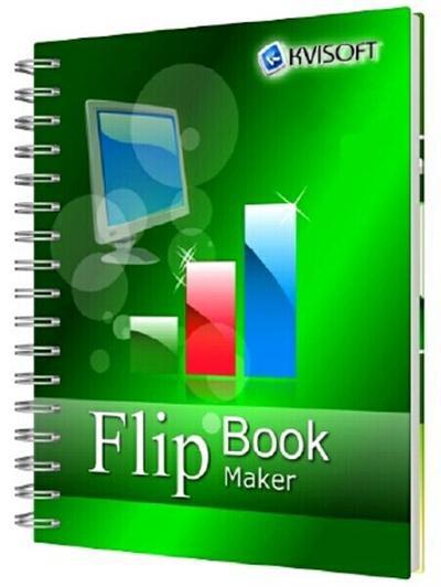 نرم افزار ساخت کتاب چندرسانه ای - Kvisoft FlipBook Maker Pro 4.3