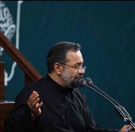 دانلود مداحی محمود کریمی یه قلب مبتلا تو این سینه ست
