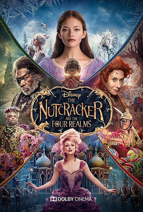 دانلود فیلم The Nutcracker and the Four Realms 2018 با لینک مستقیم