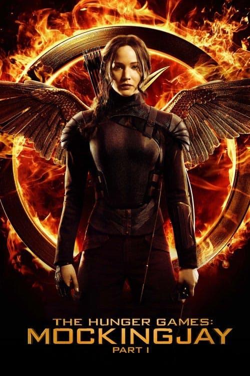 دانلود فیلم The Hunger Games Mockingjay 2014 دوبله فارسی