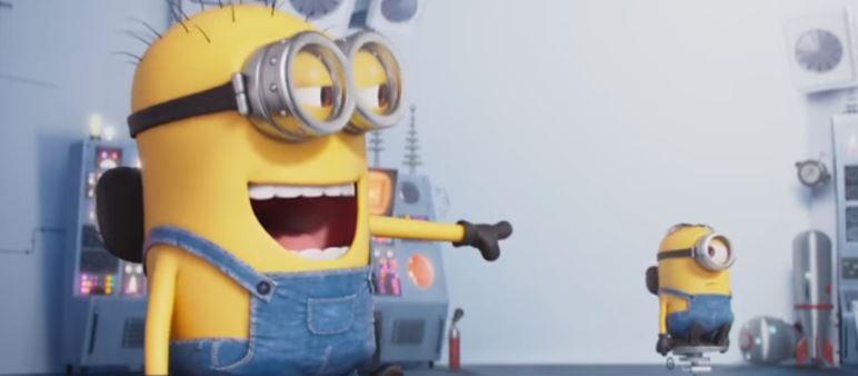 ویدیو آنلاین از انیمشن باحال و دیدنی از مینیون ها