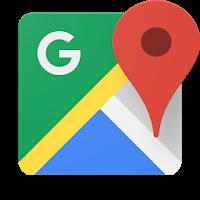 نرم افزار نقشه گوگل برای اندروید