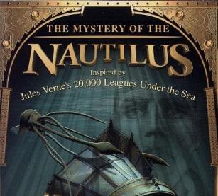 بازی راز ناتیلوس (برای کامپیوتر) - The Secret of the Nautilus PC Game