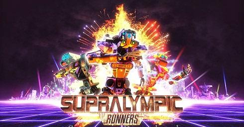 بازی بورد سواران (برای کامپیوتر) - Supralympic Runners PC Game