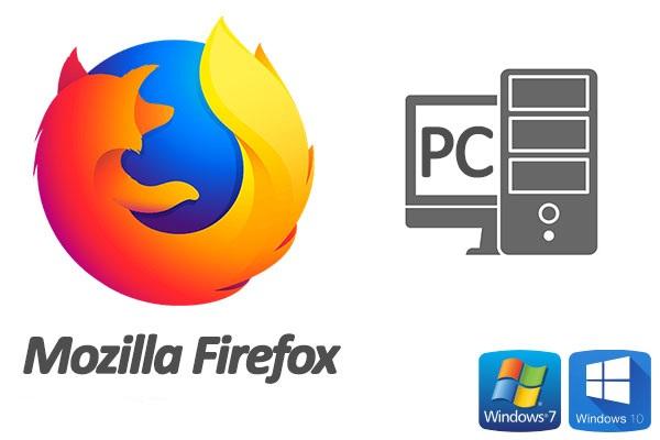 مرورگر اینترنت فایرفاکس موزیلا Mozilla Firefox 64.0.2 برای ویندوز