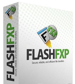 نرم افزار اف تی پی - FlashFXP 4.2