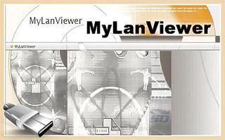نرم افزار مدیریت شبکه لن - MyLanViewer 4.16