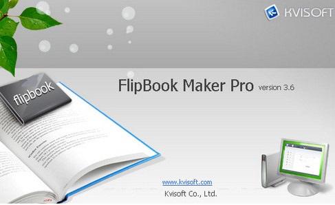 نرم افزار ساخت کتاب چندرسانه ای - Kvisoft FlipBook Maker PRO 3.6
