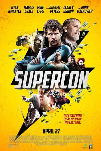 دانلود فیلم کمدی Supercon 2018