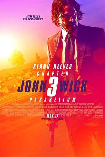 دانلود فیلم جان ویک 3 : پارابلوم John Wick: Chapter 3 – Parabellum 2019