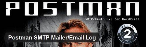 مدیریت ارسال ایمیل در وردپرس با افزونه Postman SMTP Mailer
