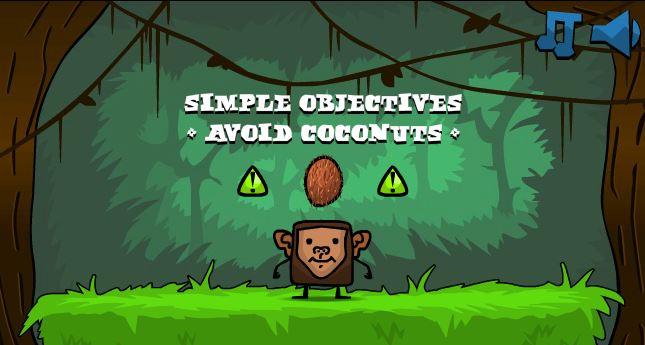 بازی انلاین جدید میمون در جنگل