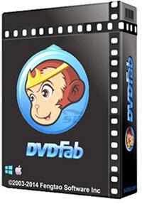 نرم افزار رایت و کپی فیلم های DVD و Blu-ray (برای ویندوز) - DVDFab 10.0.9.0 Windows
