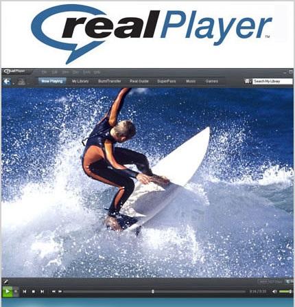 نرم افزار پخش فیلم و آهنگ آنلاین - RealPlayer Plus 15.0.3.37
