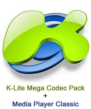 کدک پخش تمام فرمت های صوتی و تصویری، به همراه مدیا پلیر کلاسیک - K-Lite Mega Codec Pack 9.9 with Media Player Classic