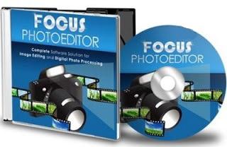 نرم افزار حرفه ای ویرایش عکس (برای ویندوز) - Focus Photoeditor 7 Windows
