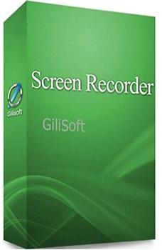 نرم افزار فیلمبرداری از صفحه نمایش (برای ویندوز) - GiliSoft Screen Recorder 8.2.0 Windows