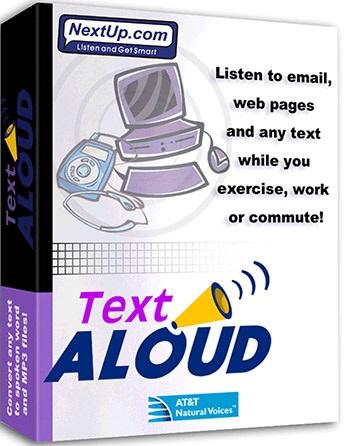 نرم افزار خواندن متن و تبدیل آن به فایلهای صوتی - TextAloud 3.0.94