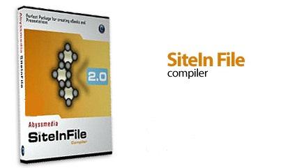 نرم افزار جمع آوری و ارائه کل محتویات یک سایت در قالب یک فایل - SiteInFile Compiler v4