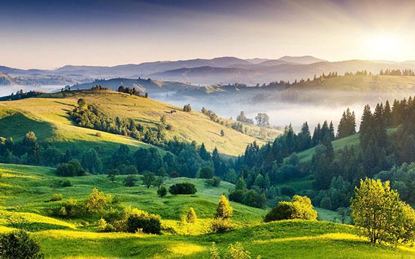 عکس های رویایی از طبیعت زیبای توسکانی در ایتالیا