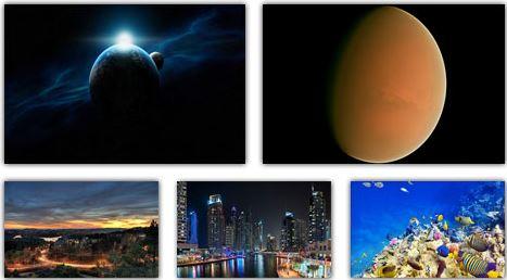 مجموعه متنوع تصاویر والپیپر با موضوعات مختلف (با کیفیت 8K) - 8K Wallpaper