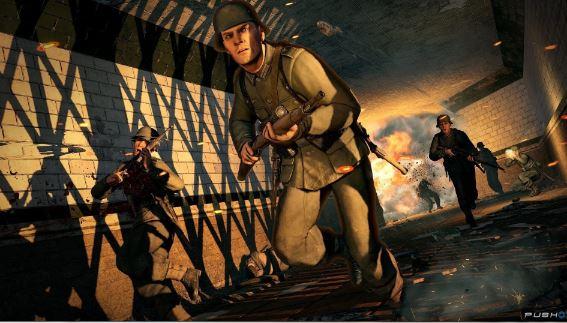 دانلود کرک بازی Sniper Elite V2 Remastered - نسخه Codex