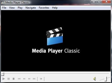 نرم افزار مدیا پلیر کلاسیک - Media Player Classic Home Cinema 1.6.4